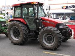 Santiago, tractorada do 14 de xullo de 2009 05 JX1100U