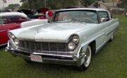 1959 Lincoln Premier 2-door hardtop