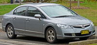2006-2009 Honda Civic VTi-L sedan 01