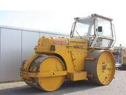 A 1990s Aveling Barford HDC15 Roadroller Diesel