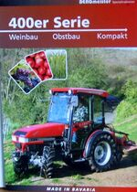 BERGmeister 724 MFWD brochure