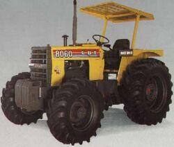 CBT 8060 MFWD