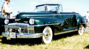 De Soto S11C Custom Club Coupe Convertible 1946