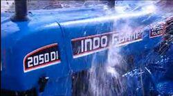 Indo Farm Ursus Poland 2050 DI - 2004 2