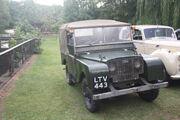 Land Rover series I - LTV 443 at Armley Mills 2011 - IMG 2815