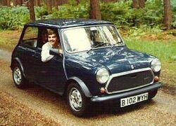 Mini cooper 1985