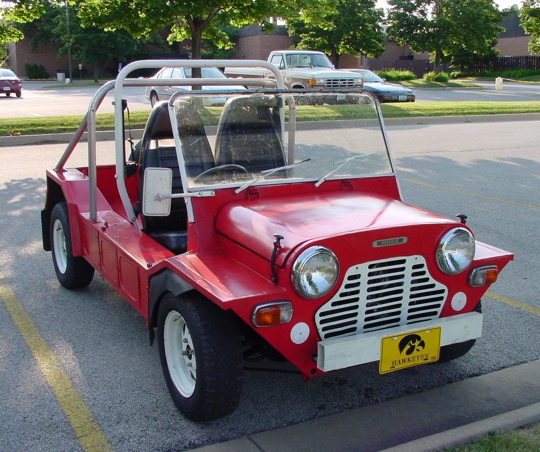 Mini Moke & Mini Moke | Tractor u0026 Construction Plant Wiki | FANDOM powered by ...