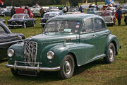 Morris Six Series MS front