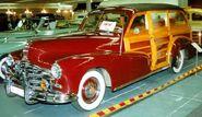 Pontiac Station Wagon 1948