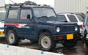 Suzuki Jimny JA71 005