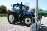 New Holland T6.155 at TW-Ireland 2013 - IMG 0760