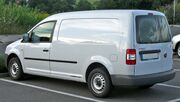 VW Caddy Maxi rear-1