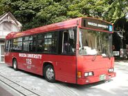 Waseda University School bus 2007-01