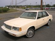 88PlymouthCaravelleSE