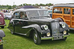 Austin A135 Princess MkII DS3 front