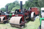 Aveling & Porter no. 8974 - RR - Roslyn - BP 6887 at Bill Targett Rally 2011 - IMG 4576