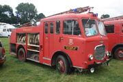 Dennis F26 fire engine - 18 FYD of 1958 at Masham 09 - IMG 0179