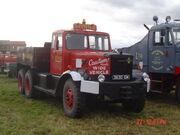 Diamond T 980 (3630 DW) at Riccall 2007 - DSC00463