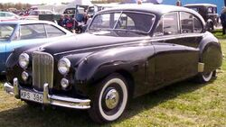 Jaguar Mark VII Saloon 1954