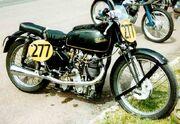 Velocette KTT Mk VIII 350 cc OHC Racer 1948