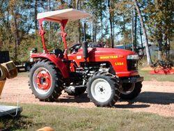 Worktrak L454 MFWD - 2006