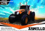 Zanello (CMZ) 4190 MFWD (YTO) brochure - 2017