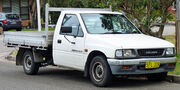 1991-1992 Holden TF Rodeo DLX 2-door cab chassis 01