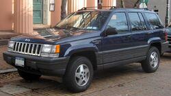 1st Jeep Grand Cherokee