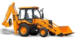 ACE AX 130 backhoe - 2012