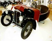 Coventry-Victor 3-Wheeler 1933