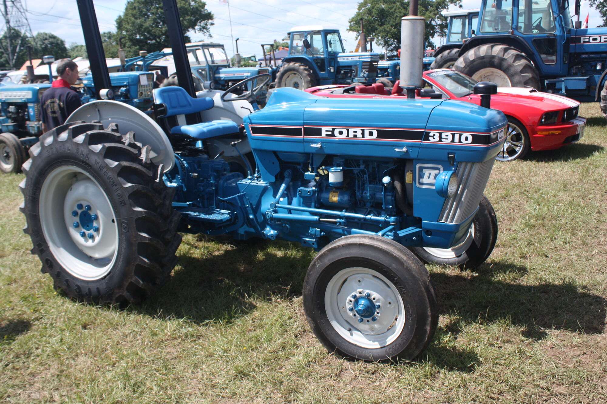 Ford 3910 Tractor Construction Plant Wiki Fandom
