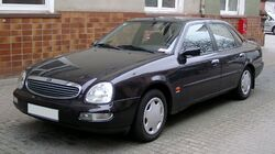 Ford Scorpio front 20080214