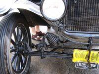 Ford model t suspension.triddle