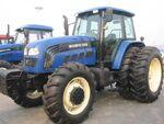 Foton 1866 MFWD (blue) - 2009
