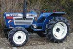 Iseki TL2300 MFWD