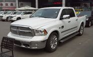 Ram 1500 DS Crew Cab facelift China 2014-04-24