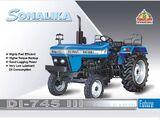 Sonalika International DI-745 III