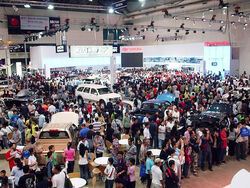 Thailand International Motor Expo 2004