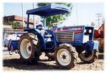 Tong Yang TL2540-SP MFWD - 1992