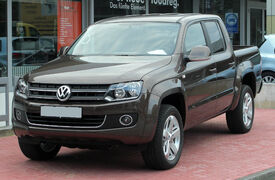 VW Amarok 2.0 TDI 4MOTION DC Highline front 20100919