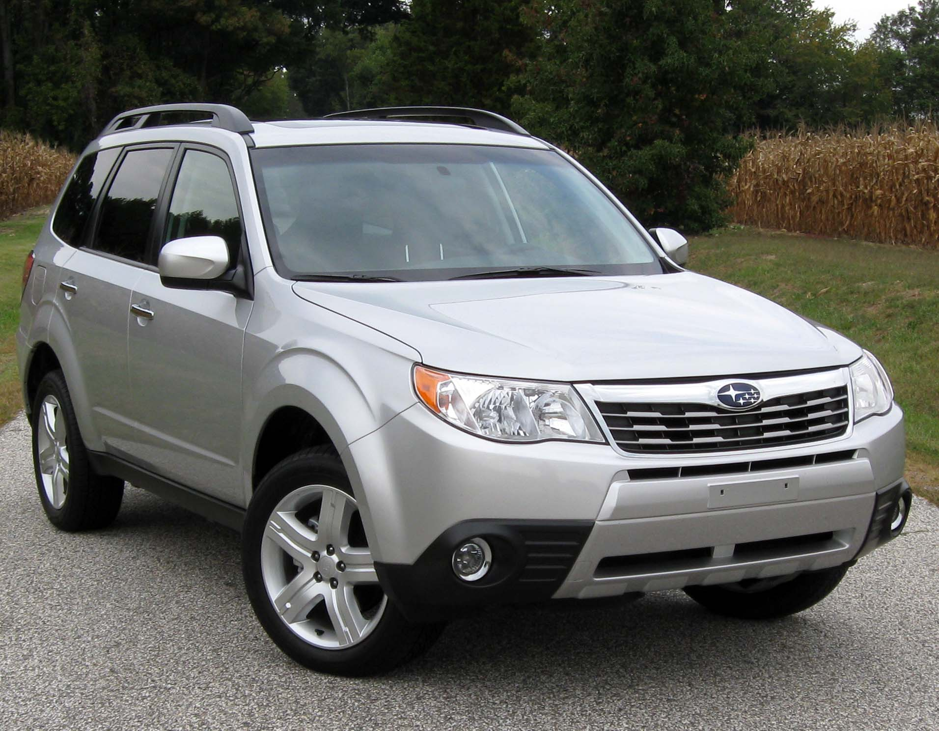 Subaru Forester Tractor & Construction Plant Wiki