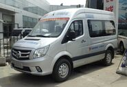 Foton Toano SWB China 2016-04-07