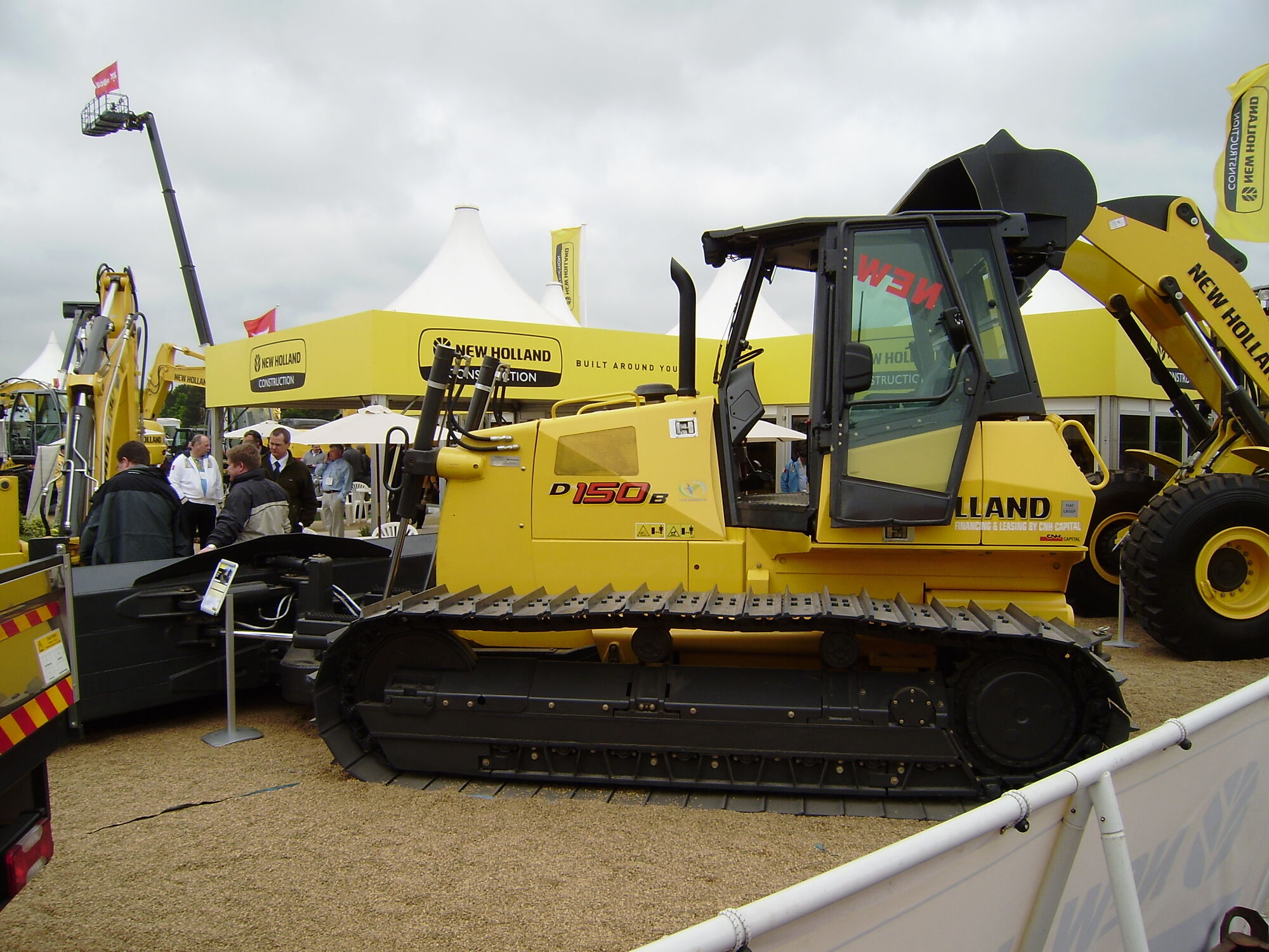 new holland l555 deluxe specifications
