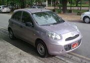 Nissan March (Thailand, 1)