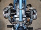 Flat-twin engine
