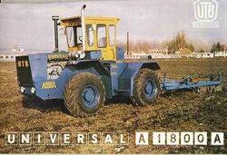 Universal A1800A 4WD