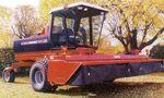 AA 8500 swather - 2001