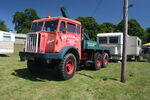 AEC Militant 6x6 VSK 996 at woolpit 09 - IMG 1463