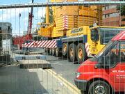 Ainscough - Liebherr crane tower crane -DSCF0310