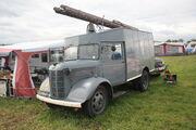Austin K2 NFS truck reg GXH 864 at Scammell gathering 09 - IMG 9187